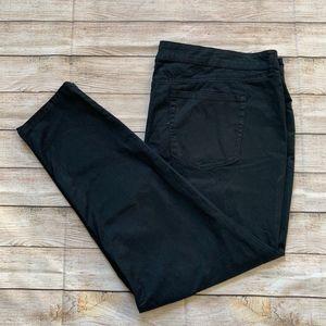 Style & Co Skinny Leg Pants Size 22W